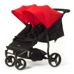 BABY MONSTER EASY TWIN RED
