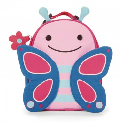 Mochila Zoo lunchies Butterfly Skip Hop