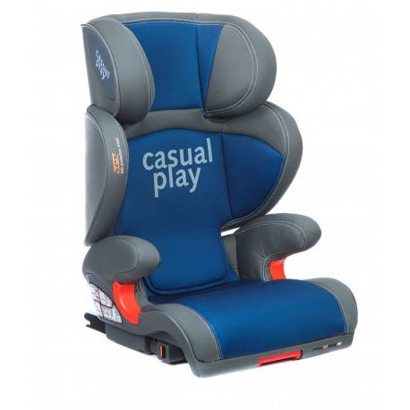 Steel Blue Coche Silla Polaris Fix Casualplay ZiXkuOPTw