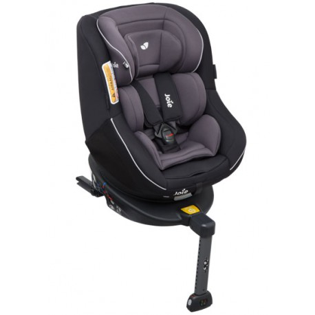 silla de coche SPIN 360 Two Tone Black