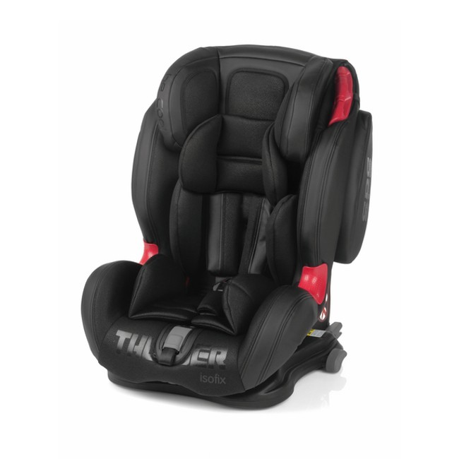 Be cool thunder isofix black crown - Silla be cool thunder isofix ...