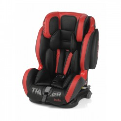 Be Cool Thunder isofix Red Devil