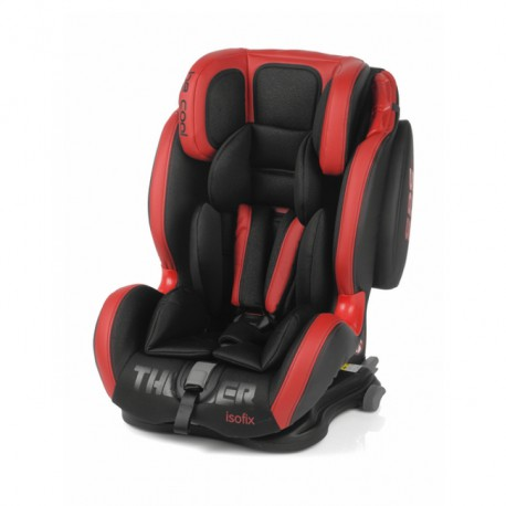 Be cool thunder isofix red devil - Silla be cool thunder isofix ...