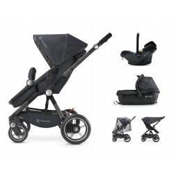 Coche Camino Travel Cosmic Black Concord