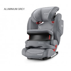 Recaro Monza nova Is Aluminium grey
