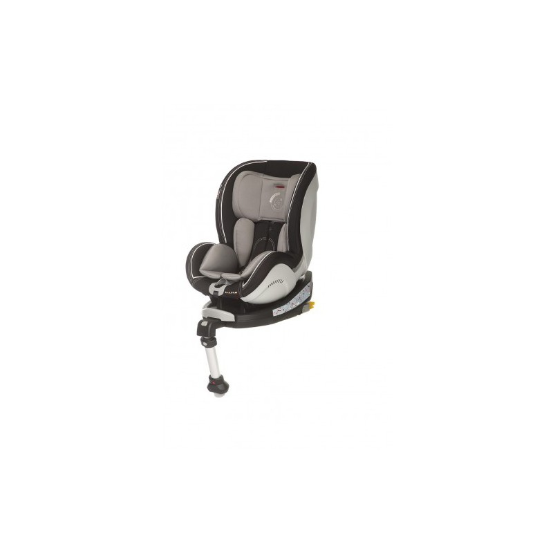 Silla volta fix grey de casualplay casualplay for Silla babyauto grupo 0 1