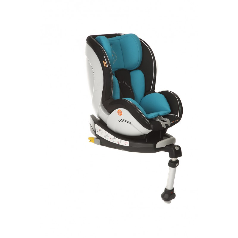 Silla volta fix azul de casualplay casualplay - Silla grupo 0 isofix ...