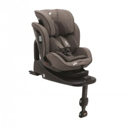 silla de coche Stages Isofix Foggy Gray