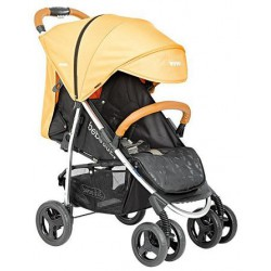 Silla paseo Viva aluminio Orange
