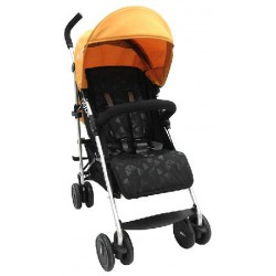 Silla paseo Indra Orange