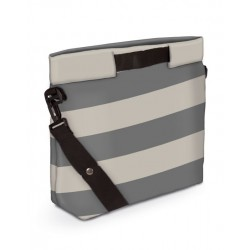 BOLSO URBAN STRIPES BEIGE