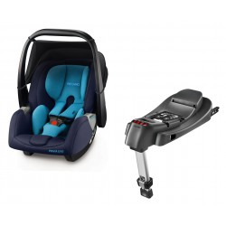 Pack Base Isofix Smartclic+Privia Evo