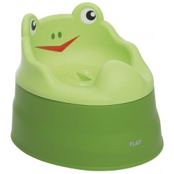 Orinal Pot play Frog