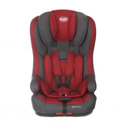 Silla Isofix Play Safe fix Grey Red