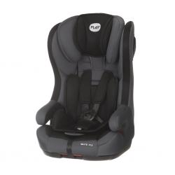 Silla Isofix Play Safe fix Grey Black