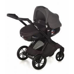 Jane Muum Matrix Jet Black T34