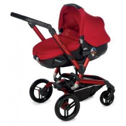 Cochecito Jane Rider matrix Red S53