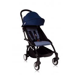 Silla paseo Yoyo Negra Air France blue