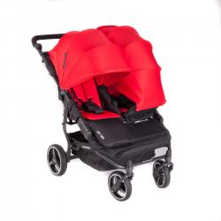 BABY MONSTER EASY TWIN 3S ROJO