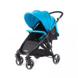 Silla Compact 2.0 Azul Baby Monsters.