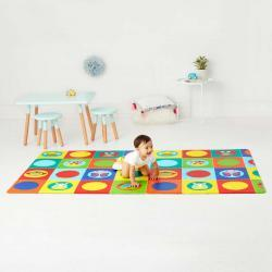 ALFOMBRA REVERSIBLE DOUBLE PLAY ZOO