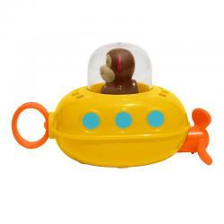 PULL & GO SUBMARINO MONKEY