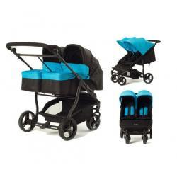 BABY MONSTER EASY TWIN BLUE+2 CAPAZOS.