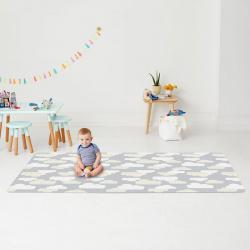 ALFOMBRA REVERSIBLE DOUBLEPLAY CLOUD
