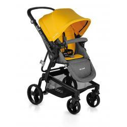 SILLA QUANTUM BE SOLID YELLOW Y14