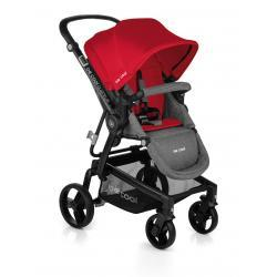 SILLA QUANTUM BE SOLID RED Y12