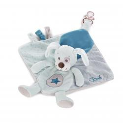 Doudou Aquarel blue