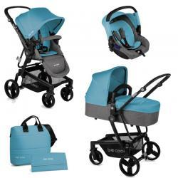 Cochecitos Quantum 3 Top Be Solid Blue