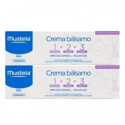 Mustela DUO balsamo pack. 100 ML