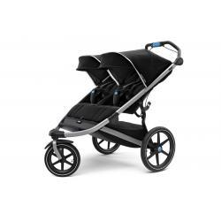 Silla Urban Glide 2, Jet Black Doble