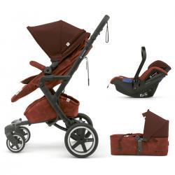 COCHECITO NEO MOBILITY-SET AUTUMN RED