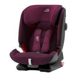 Advansafix IV R Burgundy Red Römer.