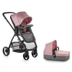 Cochecito Slide Top Solid Pink