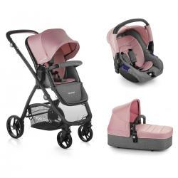 Cochecito Slide 3 Top Be Solid Pink