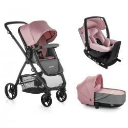 Slide Crib One Base Solid Pink Be Cool.