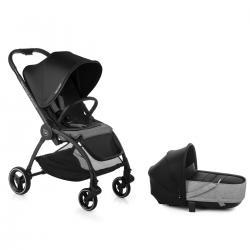 OUTBACK CRIB ONE SOLID BLACK Be Cool.
