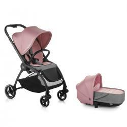 OUTBACK CRIB ONE SOLID PINK de Be Cool.