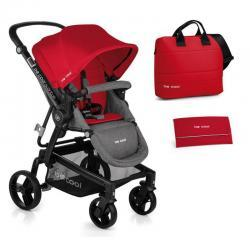SILLA QUANTUM SOLID RED Y12 de Be Cool.