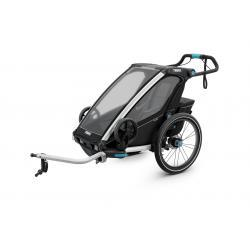 Thule Chariot Sport 1, Negro incl.