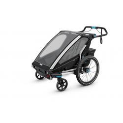 Thule Chariot Sport 2, Negro Incl.