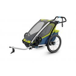 Thule Silla Chariot Sport 1 Chartreuse
