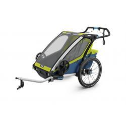 Thule Silla Chariot Sport 2 Chartreuse