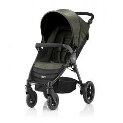 Britax B-MOTION 4 Olive Denim