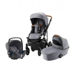 Britax Trio Comfort Midnight Grey