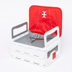 NIKIDOM TRONA FLAT PACK BOOSTER RED.