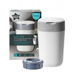 Tomme Tippee TWIST & CLICK Blanco